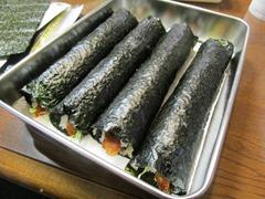 ひな祭り海苔巻き (2)